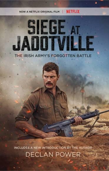 Siege At Jadotville Film Tie-In Cover