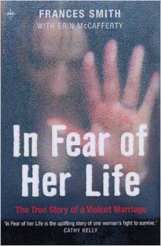 In Fear of her Life by Frances Smith