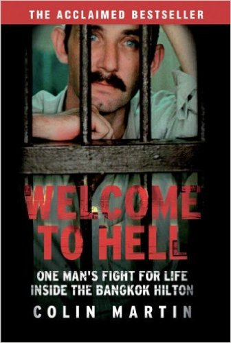 Welcome to hell book colin martin