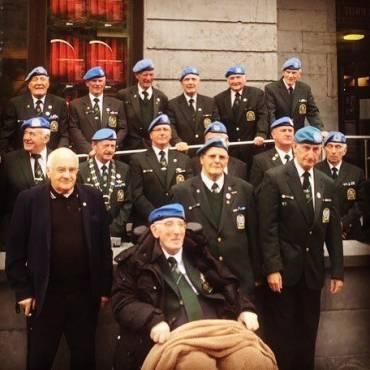 Jadotville Veterans
