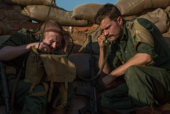 Taken from the film Jadotville, which is the screen adaption of Siege at Jadotville by Declan Power.