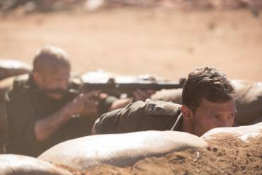 Jamie Dornan plays Commandant Pat Quinlan in Jadotville, the film based on the non-fiction book by Declan Power.
