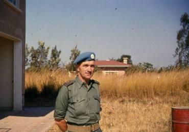 Pat Quinlan in the Congo