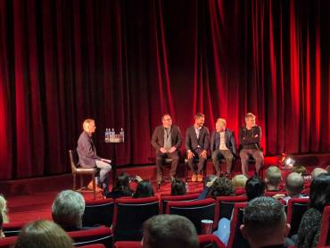 Live Q&A after'Jadotville' Screening