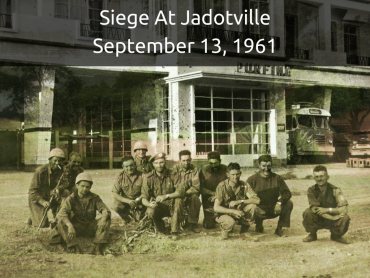 siege at jadotville september 13 1961
